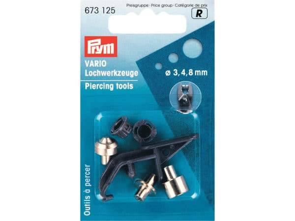 Bilde av Prym Hulleverktøy VARIO for ST 3/4/8 mm