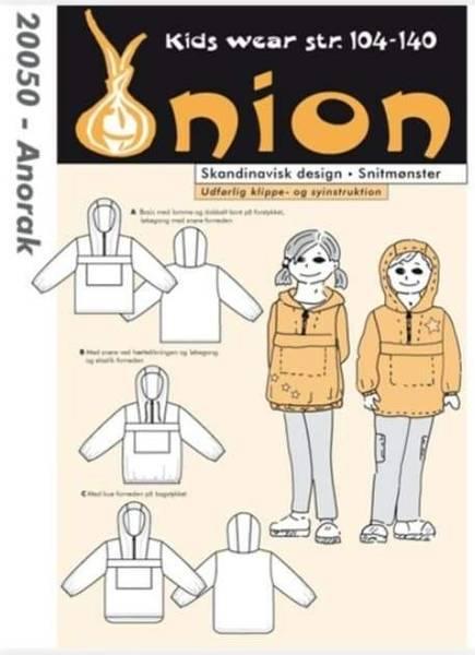 Bilde av Anorakk 2-10 år - Onion