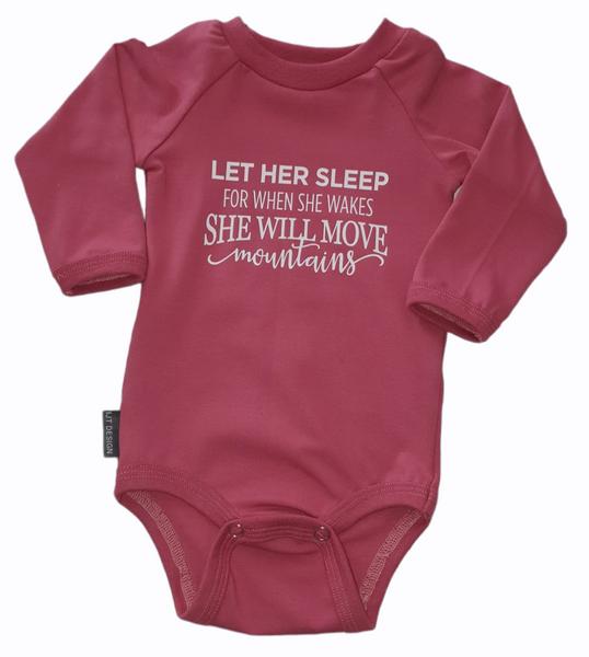 Bilde av Body - Let her sleep