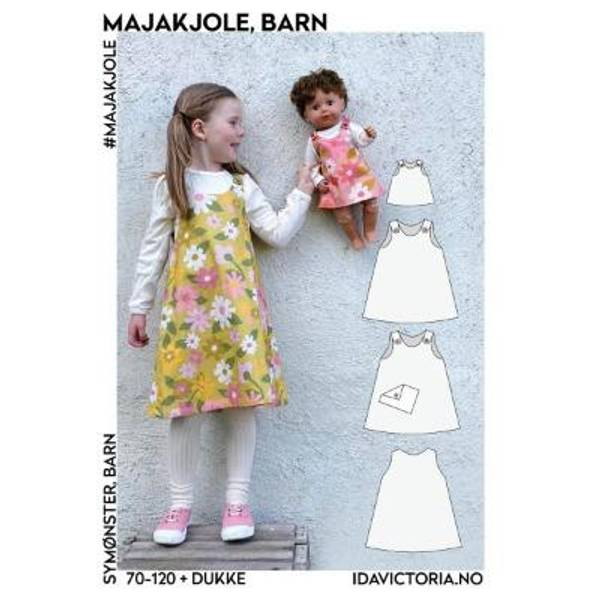 Bilde av Majakjole (str. 0-6 år)