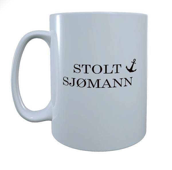 Bilde av Stolt sjømann
